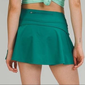 NWT Lululemon Play Off The Pleats Skirt